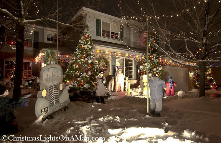 The Christmas Story Lights
